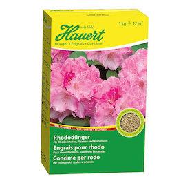 Hauert Rhododendrondünger - Vrtnarstvo Breskvar