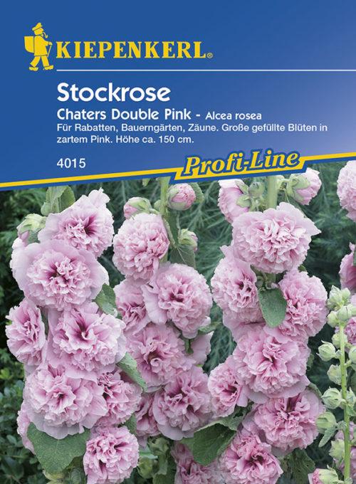 Vrtnarstvo Breskvar - Alcea rosea Chaters Double Pink