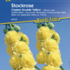 Vrtnarstvo Breskvar - Alcea rosea Chaters Double Yellow