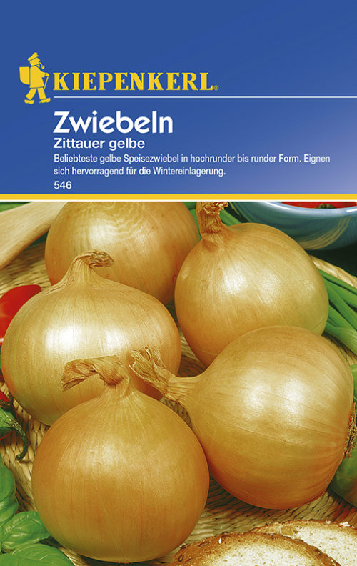Vrtnarstvo Breskvar - Allium cepa Zittauer Gelb