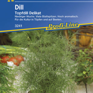 Vrtnarstvo Breskvar - Anethum graveolens Delikat
