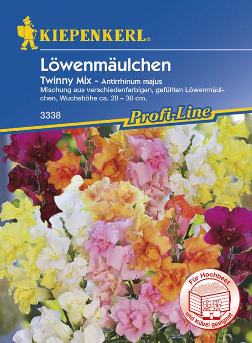Vrtnarstvo Breskvar - Antirrhinum Majus Twinny Mix