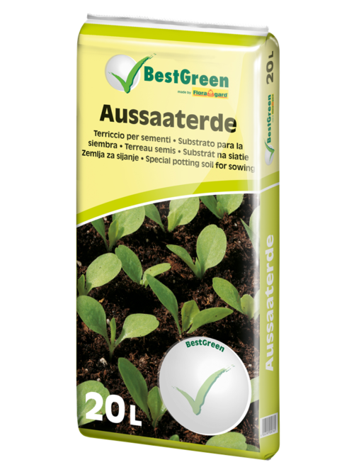 Vrtnarstvo Breskvar - BestGreen Potting Soil for Sowing
