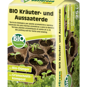 Vrtnarstvo Breskvar - BestGreen Bio Potting Soil for Herbs and Sowing