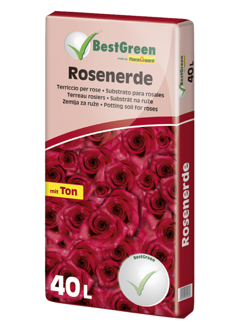 Vrtnarstvo Breskvar - BestGreen Potting Soil for Roses