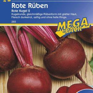 Vrtnarstvo Breskvar - Beta vulgaris Rote Kugel 2 mega pack