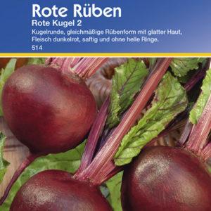 Vrtnarstvo Breskvar - Beta vulgaris Rote Kugel 2