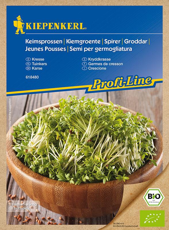 Vrtnarstvo Breskvar - Lepidium Sativum - kreša