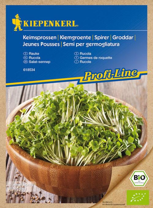 Vrtnarstvo Breskvar - Eruca Sativa - Rukola