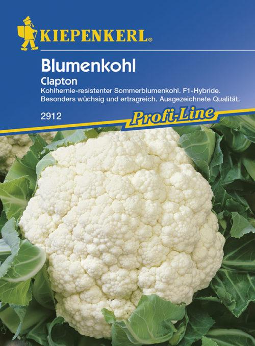 Vrtnarstvo Breskvar - Brassica Oleracea Botrytis Clapton F1