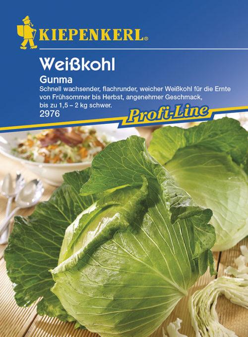 Vrtnarstvo Breskvar - Brassica oleracea capitata Gunma F1