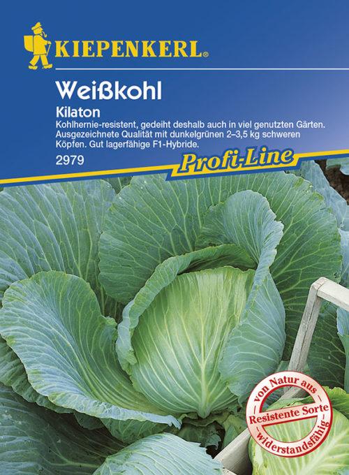 Vrtnarstvo Breskvar - Brassica oleracea capitata Kilaton F1