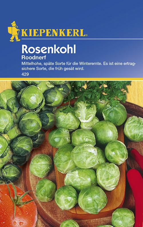 Vrtnarstvo Breskvar - Brassica oleracea gemmifera Roodnerf