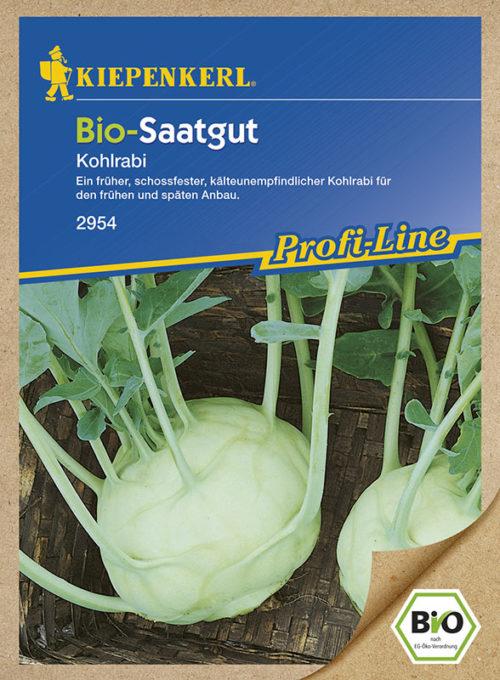 Vrtnarstvo Breskvar - Brassica oleracea gongylodes Bio