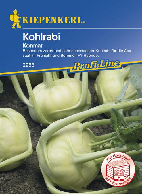 Vrtnarstvo Breskvar - Brassica oleracea gongylodes Konmar F1