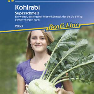 Vrtnarstvo Breskvar - Brassica oleracea gongylodes Superschmelz