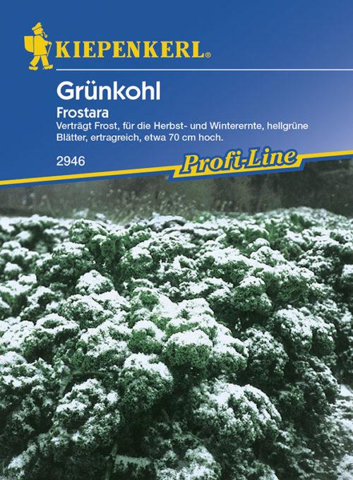 Vrtnarstvo Breskvar - Brassica oleracea sabauda Frostara