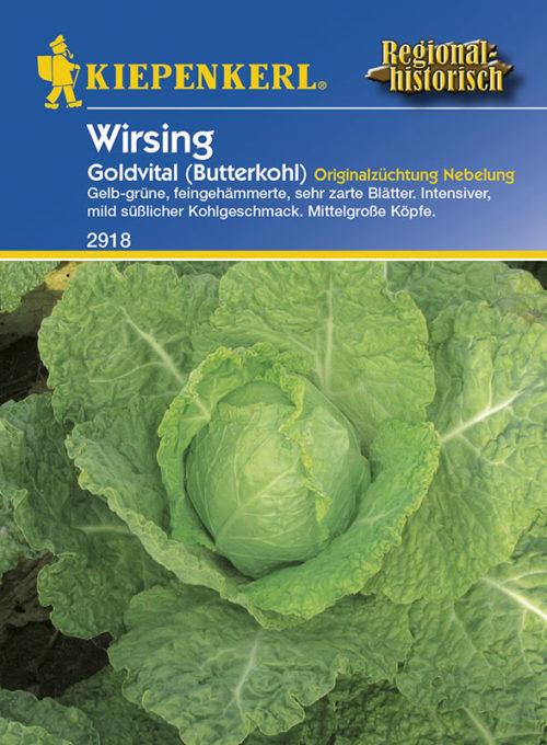 Vrtnarstvo Breskvar - Brassica oleracea sabauda Goldvital