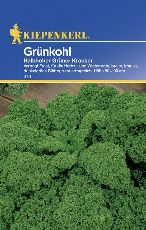 Vrtnarstvo Breskvar - Brassica Oleracea Sabauda Halbhoher Gruner Krauser