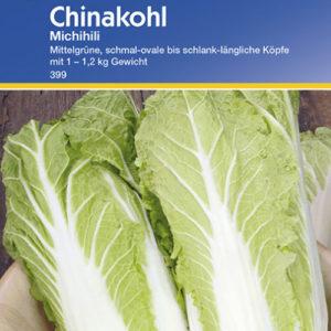 Vrtnarstvo Breskvar - Brassica Pekinensis Michihili