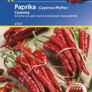 Vrtnarstvo Breskvar - Capsicum annuum Cayenna