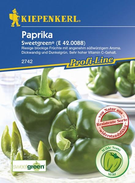 Vrtnarstvo Breskvar - Capsicum annuum Sweetgreen