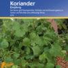Vrtnarstvo Breskvar - Coriandrum sativum