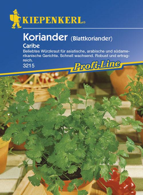 Vrtnarstvo Breskvar - Coriandrum sativum Caribe
