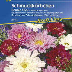 Vrtnarstvo Breskvar - Cosmos bipinnatus Double Click