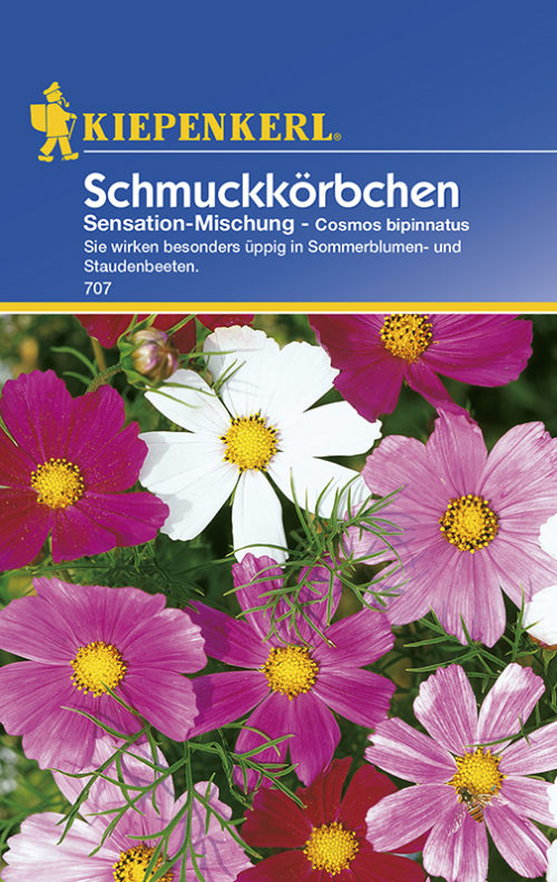 Vrtnarstvo Breskvar - Cosmos bipinnatus Sensation Mix