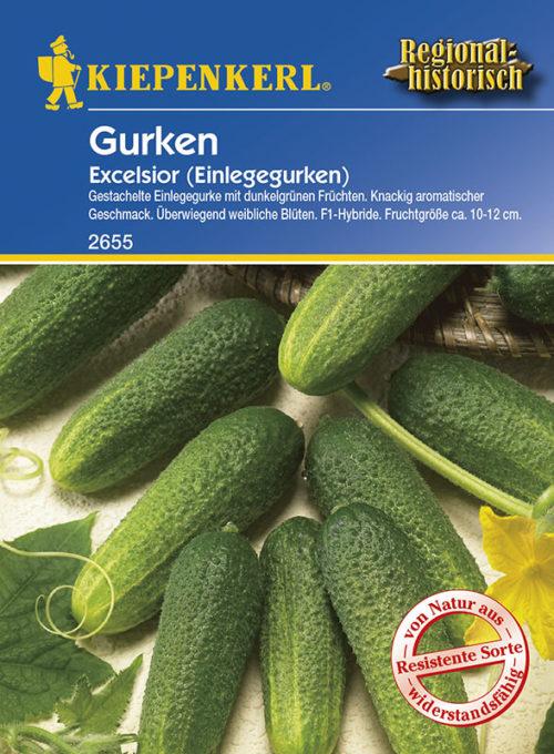Vrtnarstvo Breskvar - Cucumis Sativus Excelsior