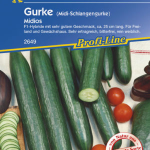 Vrtnarstvo Breskvar - Cucumis sativus Midios F1
