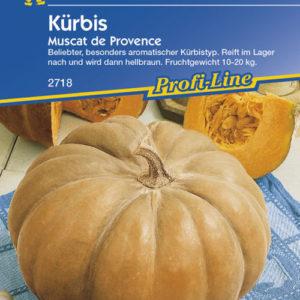 Vrtnarstvo Breskvar - Cucurbita moschata Muscat de Provence