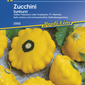 Vrtnarstvo Breskvar - Cucurbita pepo Sunburst F1