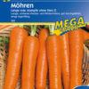 Vrtnarstvo Breskvar - Daucus carota Lange rote stumpfe ohne Herz 2