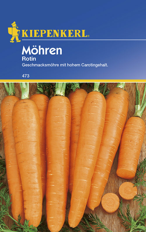 Vrtnarstvo Breskvar - Daucus carota Rotin