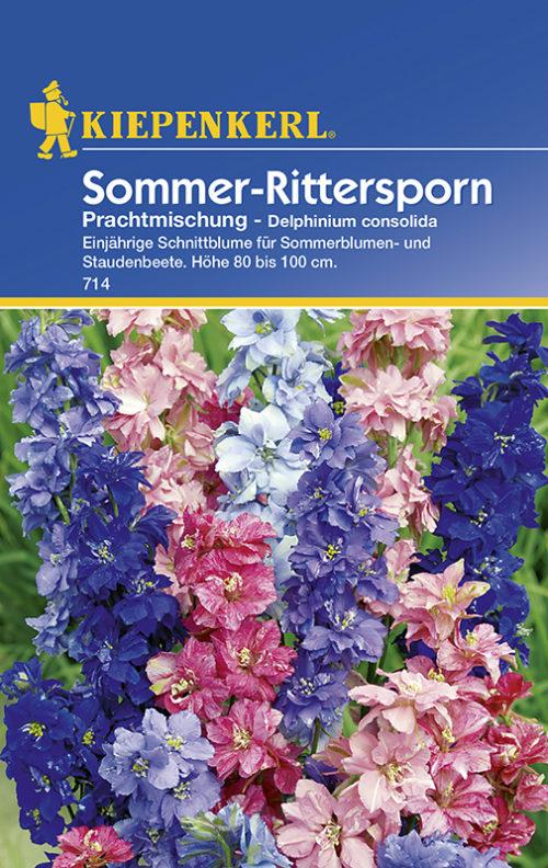 Vrtnarstvo Breskvar - Delphinium consolida Mix