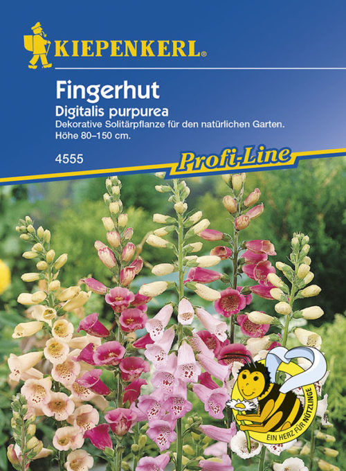 Vrtnarstvo Breskvar - Digitalis purpurea