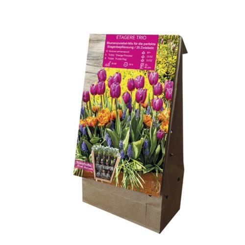 Vrtnarstvo Breskvar - Etagere Trio