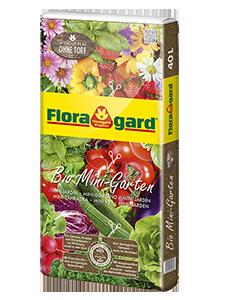 rtnarstvo Breskvar - Floragard Bio Mini-Garden without Peat