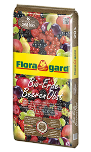 Vrtnarstvo Breskvar - Floragard Bio Potting Soil for Berry Fruits without Peat