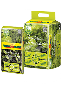 Vrtnarstvo Breskvar - Floragard Bio Potting Soil for Herbs and Sowing