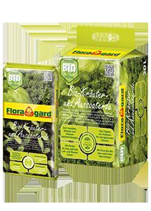 Vrtnarstvo Breskvar - Floragard Bio Potting Soil for Herbs and Sowing