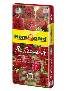 Vrtnarstvo Breskvar - Floragard Bio Potting Soil for Roses without Peat