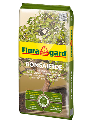 Vrtnarstvo Breskvar - Floragard Potting Soil for Bonsai