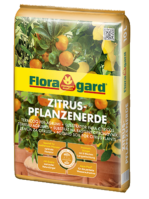 Vrtnarstvo Breskvar - Floragard Potting Soil for Citrus Plants