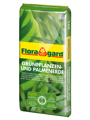 Vrtnarstvo Breskvar - Floragard Active Potting Soil for Green Plants and Palms
