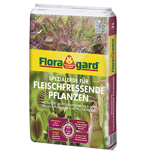 Vrtnarstvo Breskvar - Floragard Specialized Soil for Carnivorous Plants