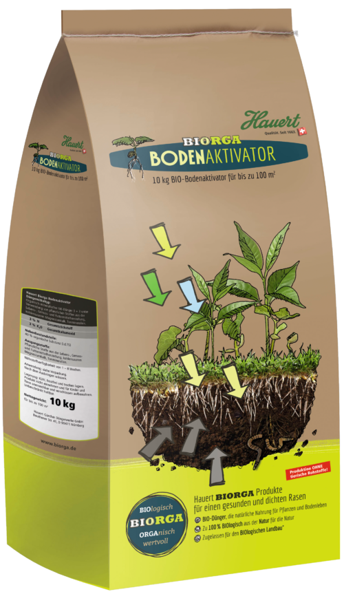 Vrtnarstvo Breskvar - Hauert Biorga Bodenaktivator