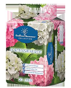 Vrtnarstvo Breskvar - Hydrangea White and Pink Potting Soil